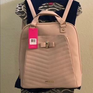 Rampage Backpack NWT Light pink